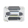 5.01 ct. Emerald Cut Solitaire Ring, H, SI2 #2