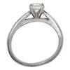 0.75 ct. Round Cut Bridal Set Ring, G, VVS2 #4