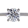1.80 ct. Round Cut Solitaire Ring #1