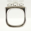 1.52 ct. Round Cut 3 Stone Ring #2