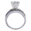 1.51 ct. Round Cut Solitaire Ring, I, VS2 #3