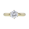 1.01 ct. Round Cut Solitaire Ring, E, VVS2 #3