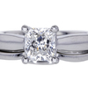 1.02 ct. Radiant Cut Bridal Set Ring #3