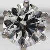 1.04 ct. Round Cut Solitaire Tiffany & Co. Ring #3