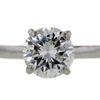 1.85 ct. Round Cut Solitaire Ring #1