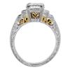 1.17 ct. Princess Cut Solitaire Ring, F-G, VS2-SI1 #3