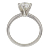 1.23 ct. Round Cut Solitaire Ring, I, VS2 #4