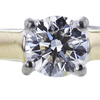 0.73 ct. Round Cut Solitaire Ring, F, VS2 #4