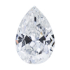 2.17 ct. Pear Cut Bridal Set Ring #1