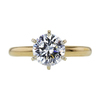 1.25 ct. Round Cut Solitaire Ring, K, VS2 #1