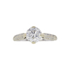 1.35 ct. Round Cut Solitaire Ring, F, SI2 #3