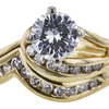 0.69 ct. Round Cut Solitaire Ring, G, VS2 #2