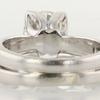 1.45 ct. Round Cut Bridal Set Ring #4