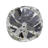 1.75 ct. Old Mine Cut 3 Stone Ring #3