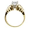 1.04 ct. Emerald Cut Solitaire Ring #2