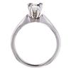 0.75 ct. Princess Cut Bridal Set Ring, F-G, VS2 #3