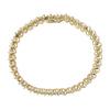 Round Cut Tennis Bracelet, I-J, I2-I3 #2
