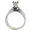 1.65 ct. Princess Cut Bridal Set Ring #3