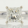 0.96 ct. Round Cut Solitaire Ring #1