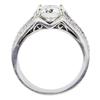 1.66 ct. Round Cut Bridal Set Ring, I, SI2 #3