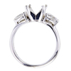1.64 ct. Oval Cut 3 Stone Ring #2