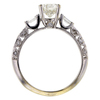 .86 ct. Round Cut Bridal Set Ring #4
