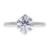 1.5 ct. Round Cut Solitaire Ring, G, SI1 #2