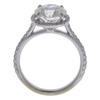 2.02 ct. Round Cut Bridal Set Ring, J, SI2 #3