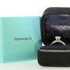 0.87 ct. Round Cut Tiffany & Co. Ring #4