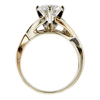 1.50 ct. Round Cut Solitaire Ring #3