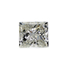 1.00 ct. Princess Cut Bridal Set Ring #3