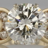 3.31 ct. Round Cut Ring #1