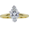 1.14 ct. Marquise Cut Solitaire Ring #3