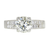 1.61 ct. Round Cut Solitaire Ring, L, VS2 #3