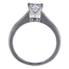 1.07 ct. Princess Cut Bridal Set Ring, E, VS1 #2