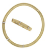 Round Cut Necklace, G-H, SI1-SI2 #2