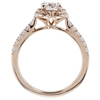 0.70 ct. Round Cut Solitaire Ring, F, VVS2 #3