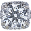 1.64 ct. Cushion Cut Halo Ring, H, VS1 #4