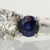 1.46 ct. Round Cut 3 Stone Ring #2