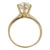 2.31 ct. Circular Brilliant Cut Solitaire Ring, L, SI2 #4