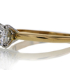 .91 ct. Princess Cut Solitaire Ring #2
