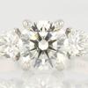 1.05 ct. Round Cut Bridal Set Tiffany & Co. Ring #1