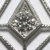 1.59 ct. European Cut Pendant Necklace #2