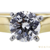 1.01 ct. Round Cut Solitaire Ring, H, VS2 #1