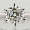 1.47 ct. Round Cut Solitaire Ring #1