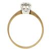0.5 ct. Round Cut Bridal Set Ring, H-I, SI2-I1 #4