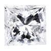 2.02 ct. Princess Cut 3 Stone Ring #1