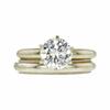 1.23 ct. Round Cut Bridal Set Ring, L, SI2 #3