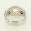 2.11 ct. European Cut Cut Right Hand Ring #4