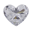 1.01 ct. Heart Cut Solitaire Ring #2